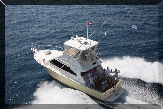 Stuart Florida Fishing Charter Boat