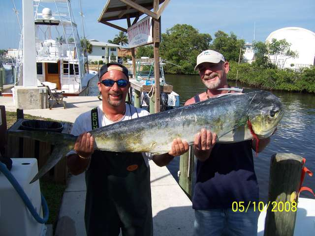 Sportfishing out of Stuart Florica